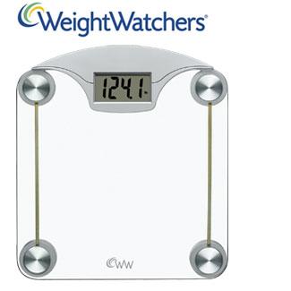 Conair WW39 Weight Watchers Digital Glass Weight Scale