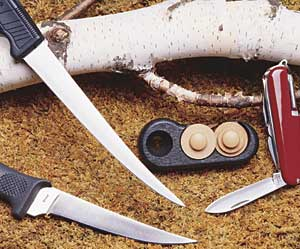 FireStone 1300 Pocket sized knife sharpener