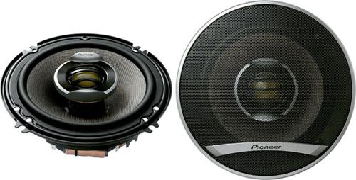 Pioneer Car TS-D1602R- 6.5-Inch 2-Way 260 Watt Speaker (Pair)