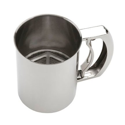 MIU France 3414 Stainless Steel Flour Sifter MUF044