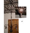 Meyda Tiffany 25888 3 Arm Hanging Victorian