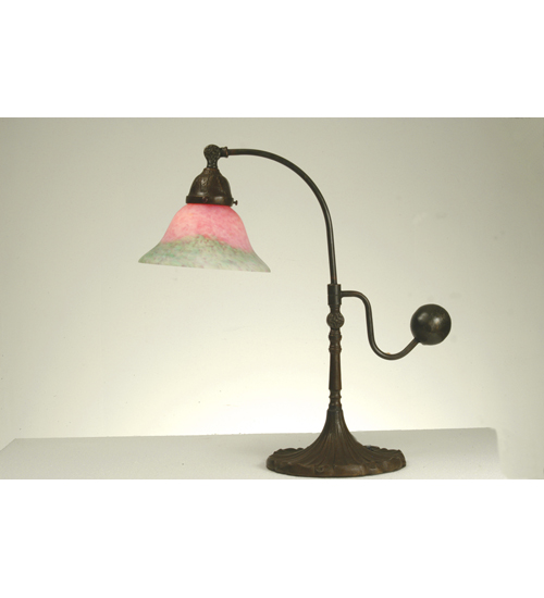 Meyda Tiffany 102407 19 Inch H Counter Balance Table Lamp