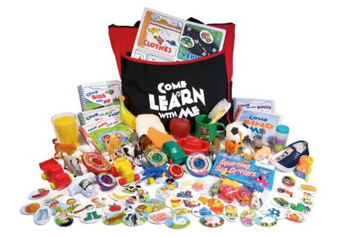 North Country Kids CLWM-303 Come Learn with Me Comprehensive Program NCK009