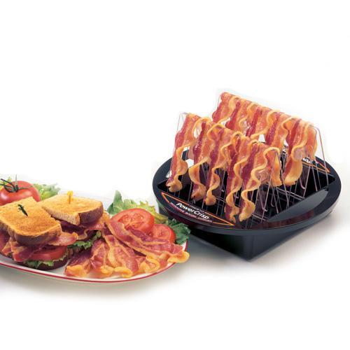 Presto 05100  PowerCrisp microwave bacon cooker
