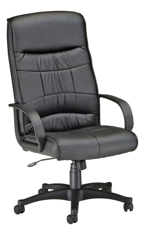 OFM 507-LX-T Executive Chair - Leatherette - Hi-Back