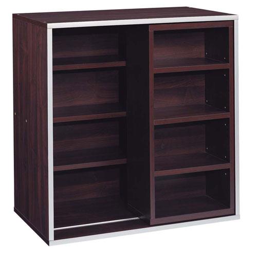 Organize It All 30942 Quadrant Sliding Shelf Quad Cube