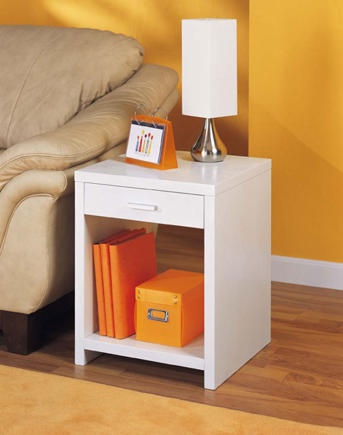 Organize It All 39412 Dawn Side Table