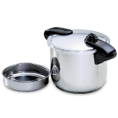 Presto 01370 8 Qt Stainless Steel Cooker