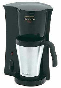 Black & Decker DCM18S Black & Decker Brew  N Go Personal Coffeemaker with Stainless Steel Mug