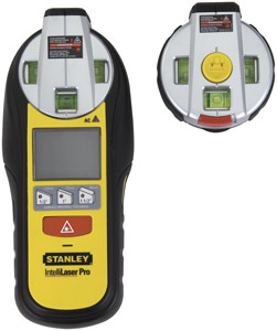 STANLEY 77-500 IntelliLaser Pro Stud Sensor & Laser Level