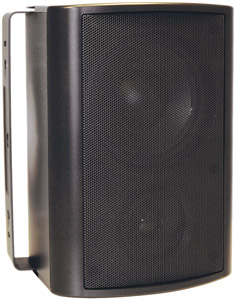 OEM SYSTEMS IO-510-B 5.25 Inch  2-way Indoor/Outdoor Speaker Black