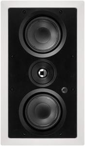 ARCHITECH PRO SERIES AP-525 LCRS Dual 5.25    2-Way All Channel In-Wall Loudspeaker