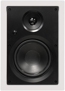 ARCHITECH PRO SERIES AP-602 6.5    2-Way Rectangular In-Wall Loudspeakers