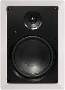 ARCHITECH PRO SERIES AP-802 8    2-Way Rectangular In-Wall Loudspeakers