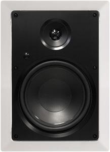 ARCHITECH PRO SERIES AP-802 8    2-Way Rectangular In-Wall Loudspeakers
