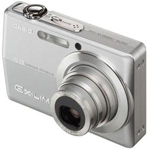 Casio Electronics - Casio EXZ600 Exilim Digital Camera