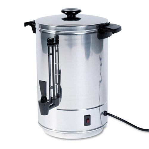 Regal Ware Food Service 58055R K7003 55 Cup Aluminum Coffee Urn RW139