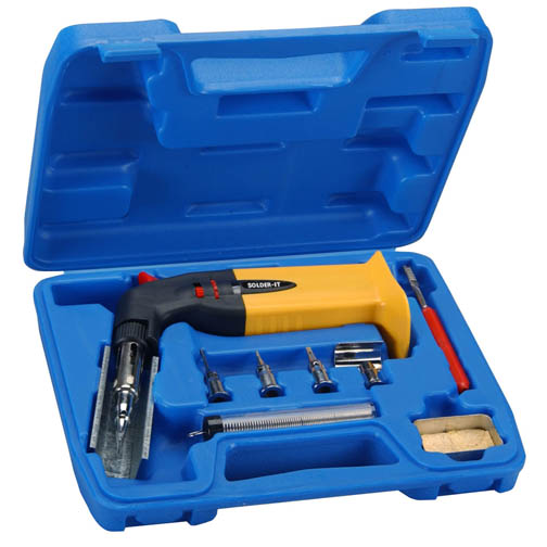 Solder It ES-670CK Multi-Function Torch/Soldering Iron Workbench Tool Kit