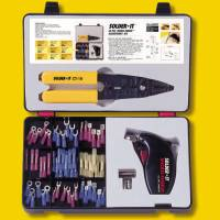 Solder It MJ-600KT Micro-Therm Crimp N Seal Asst. Kit With Crimping Tool