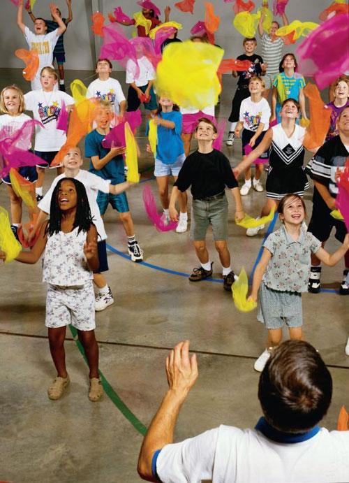 Juggling Scarves - Sportime 152720971 Juggling Scarves ? Scarf Pack