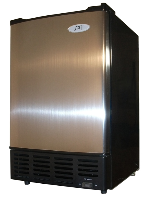 Under Counter Ice Maker with Stainless Steel