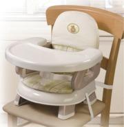 Summer Infant ELSA TWO-LEVEL FOLDING BOOSTER 13050