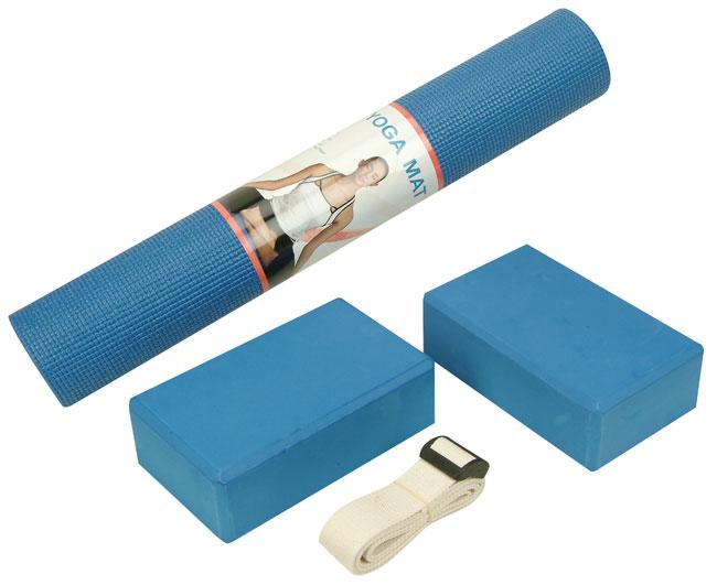 """Sunny NO. 040 68"""" W x 24"""" D Yoga Kit"""