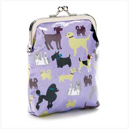 Coin Purse - DOGGY DELIGHTS COIN PURSE