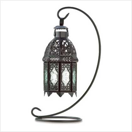 SWM 38566 Moroccan Tabletop Lantern