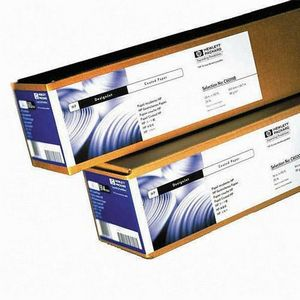 HP Coated Paper - A1 - 24    x 150  - 1 Roll - Wide Format Paper