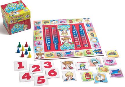 Talicor 312 HaChoo Board Game