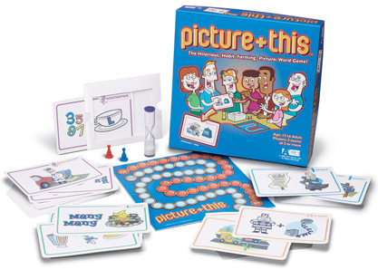 Talicor 1535 Picture This Game