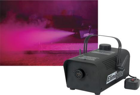 ELIMINATOR LIGHTING LLC E119 4 500 cubic ft. of fog per minute fogger with 700 Watt heater