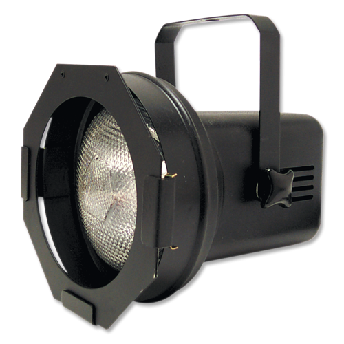 ELIMINATOR LIGHTING LLC E117 150 Watt PAR Can Flood Lamp with Gel Frame