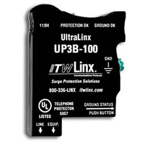 ITW Linx UP3B-100 UltraLinx 66 Block Protector -