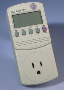 P3 INTERNATIONAL P3-P4400 Kill-A-Watt Electric Usage Mon