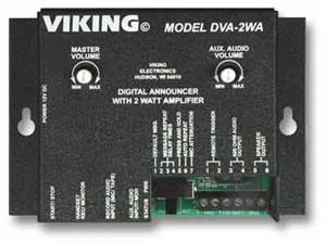 Viking Electronics VK-DVA-2WA Promotion On Hold Device