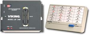 Viking Electronics VK-LM-24S Viking 24 Line Status Monitor