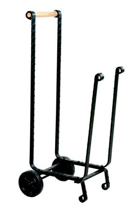 Uniflame W-1151 Large Black Log Rack with