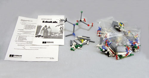 Hubbard Scientific R-MOD1 Molecular Models Set