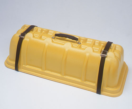 National Teaching Aids T-005 Carrying Case Only (holds 10 viewers)
