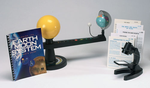Hubbard Scientific 155 Exploring Earth Moon System Teacher s Guide Lab Sup AMED308