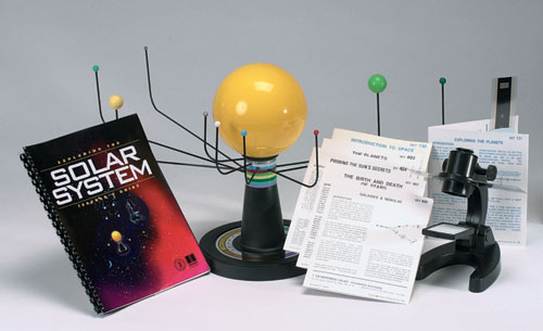 Hubbard Scientific 203 Exploring Solar System Teacher s Guide Lab Sup