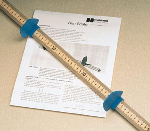 Hubbard Scientific 3066 Sun Scale Kit