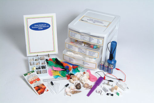 Hubbard Scientific 3998 Early Chilhood Science Exploration Kit