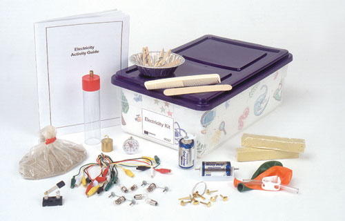 Hubbard Scientific 4007 Electricity Kit