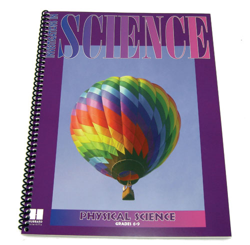 Hubbard Scientific 4550 InvestScience Physical Science Teacher s Guide Only