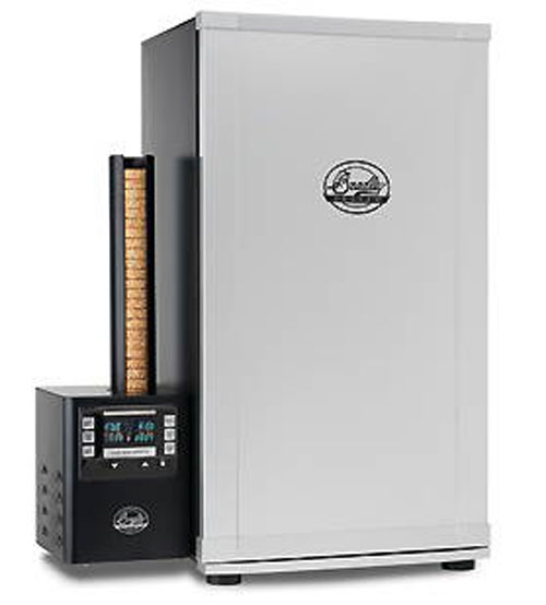 Bradley Smoker BTDS76P Bradley Digital 4 Rack Smoker