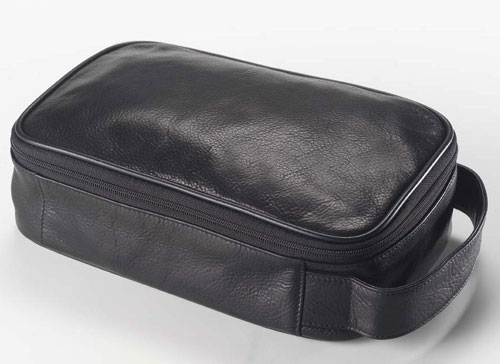 Clava 107 Accessory/Toiletry Kit - Tuscan Black