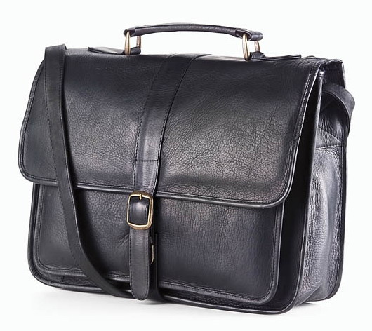 Clava 1162 School Bag - Vachetta Black